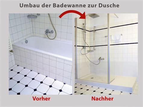 Kleines Bad Wanne Raus Dusche Rein by Ausgezeichnete Umbau Wanne Zu Dusche Im Zusammenhang Mit
