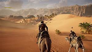 Assassin's Creed: Origins review in progress: Climb like ...