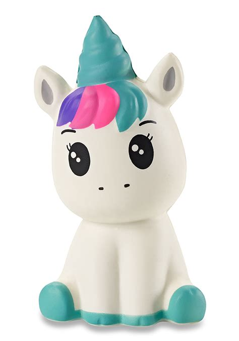 6 quot squishy squad jumbo unicorn squishy toy