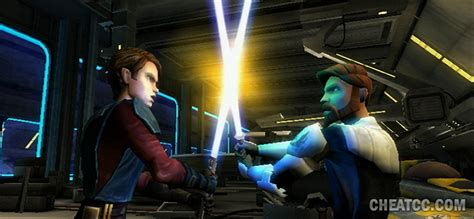 star wars  clone wars lightsaber duels review