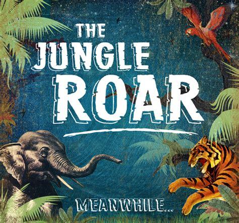 jungle roar font dafontcom