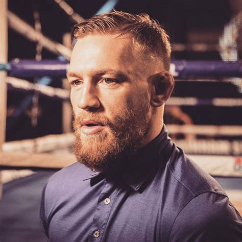 conor mcgregor haircut hairstyles haircuts 2017