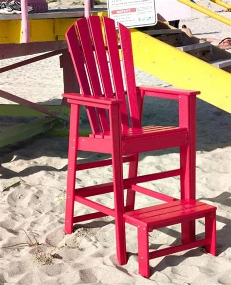 lifeguard chair plans build projects   pinterest