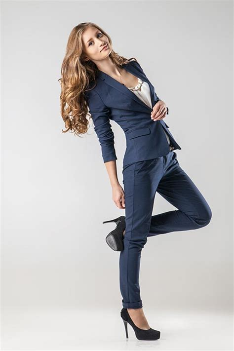 stilvolle damen business outfits fuer den femininen und