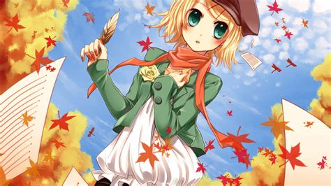 kagamine rin vocaloid wallpapers hd wallpapers id