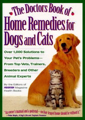 doctors book  home remedies  dogs  cats