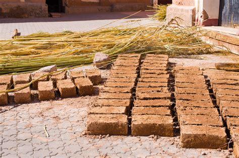d argile maison briques d argile types utilisation prix ooreka