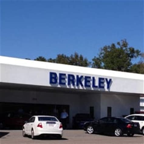 Berkeley Ford   13 Reviews   Car Dealers   1511 Hwy 52