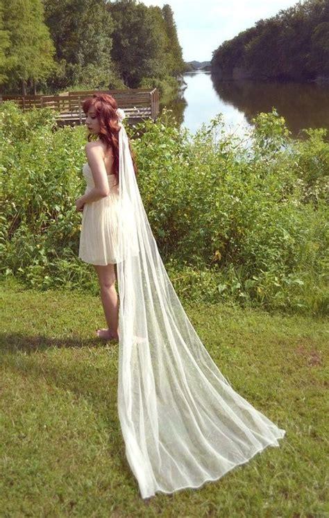 116 Best Short Dresslong Veil Images On Pinterest