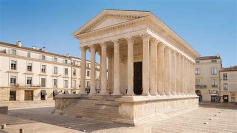 la maison carree de nimes la maison carr 233 e n 238 mes les monuments romains office