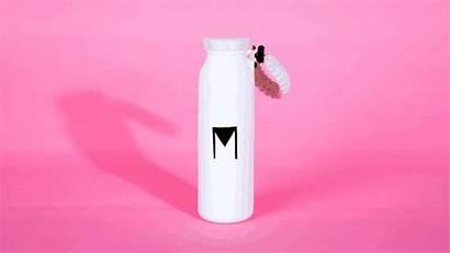 Water Bottle Minimal Rolls Ippinka