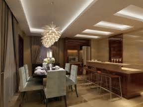 kitchen and dining room lighting ideas creative ceiling and lighting design for dining room and kitchen 3d house free 3d house