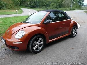 New Beetle Cabrio : fahrbericht vw new beetle cabrio salamipizza ~ Kayakingforconservation.com Haus und Dekorationen