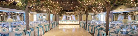 Elegant Quinceanera Decorations by Banquet Hall Chicago Ballroom Rental Weddings