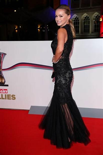 Ola Jordan Sun Awards Military London Hawtcelebs