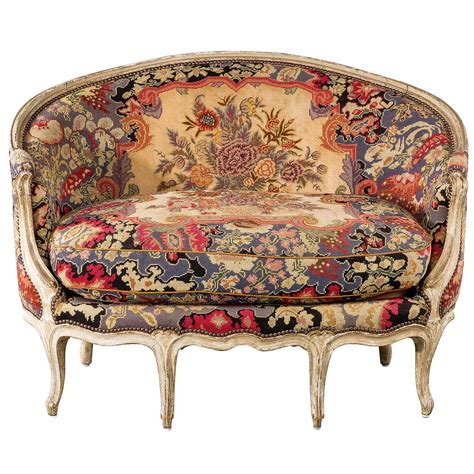 canapé louis 15 louis xv design canapé at 1stdibs