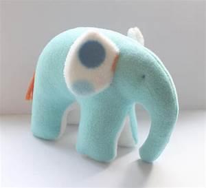 Elephant Sewing by RedRockingBird Sewing Pattern