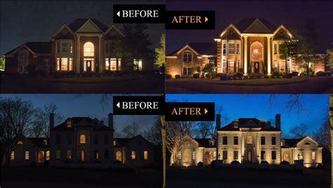landscape lighting lux lighting