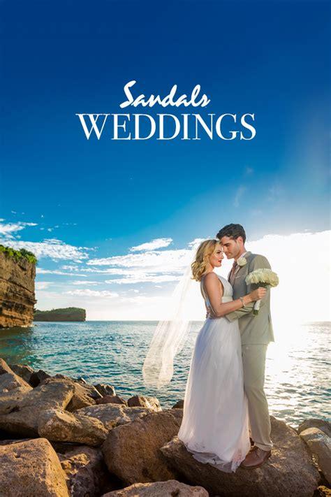 inclusive destination wedding packages   sandals