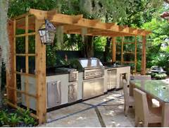 Outdoor Kitchens – This Ain't My Dad's Backyard Grill  We Build Decks Sunr