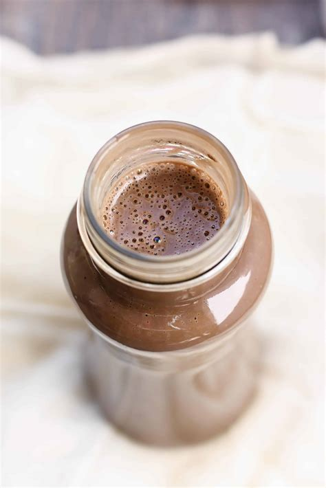 They also have a touch of natural sweetness due to their naturally occurring sugars, so no additional. Dairy-Free Peppermint Mocha Coffee Creamer vegan • Fit ...