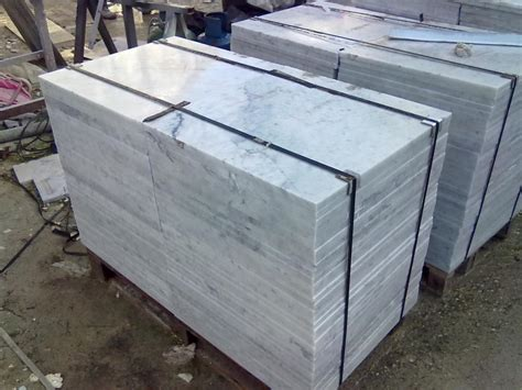 carrara marble tiles 600 x 600 x 20 mm hammersmith