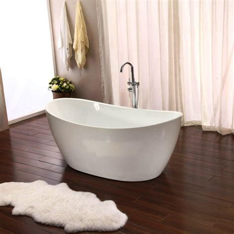 57 Inch Freestanding Tub by 60 Inch Freestanding Soaker Tub Schmidt Gallery Design