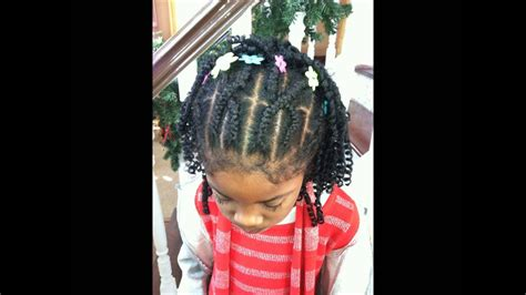 Pk's Jamaican Crochet Braids For Kids!!