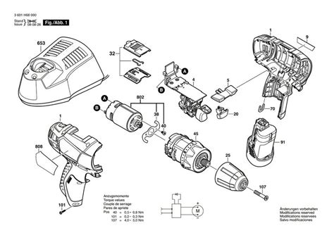 ersatzmotor bosch akkuschrauber bosch gsr 10 8 v li 2 akkuschrauber original bosch ersatzteile ebay