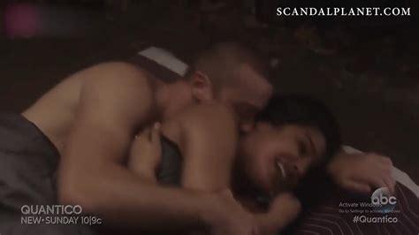 Priyanka Chopra Sex Scene From Quantico Series Scandal