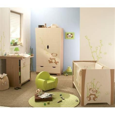 exemple chambre bébé deco chambre bebe panda visuel 5
