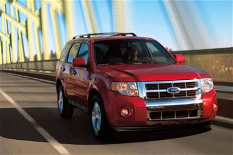 ford escape owners manual review specs  price