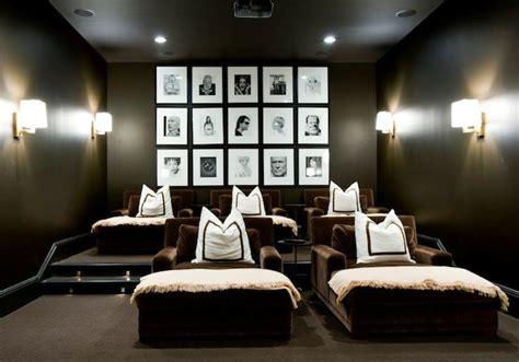 fantastic  room design  black walls paint color