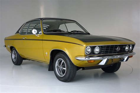 Opel Car Company by Opel Manta A 1900 Sr Real Auto The Classic Car Company