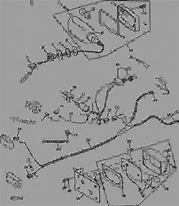 Direction Indicator Light Kit  B20  - Amt John Deere Amt 600 - Amt