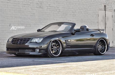 Chrysler Crossfire Tires by Chrysler Crossfire Custom Wheels Ac 313 19x9 0 Et Tire