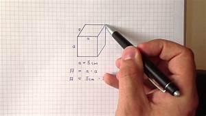 Oberflächeninhalt Quader Berechnen : volumen eines quaders berechnen rechenanleitung youtube ~ Themetempest.com Abrechnung