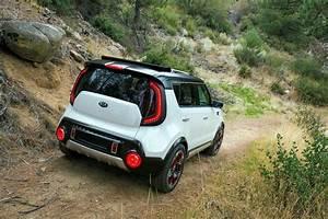 Kia Soul Coffre : la kia soul adopte une motorisation hybride 4 roues motrices ~ Maxctalentgroup.com Avis de Voitures