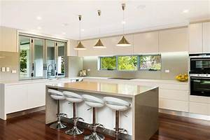 alluring small kitchen renovations as the best idea on With kitchen design sydney inner west