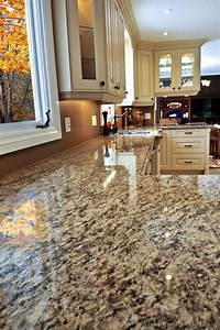 17 best ideas about granite countertops on pinterest With kitchen colors with white cabinets with damage stickers