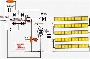 5630 Smd Led Driver  Tube Light Circuit