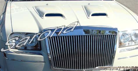 custom chrysler  sedan hood scoop
