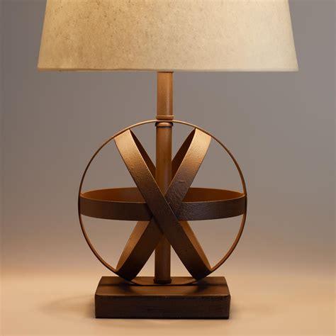 unique table lamps provide   light  reading