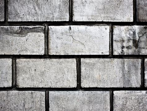 Grey Brick Wall High Resolution Texture ...