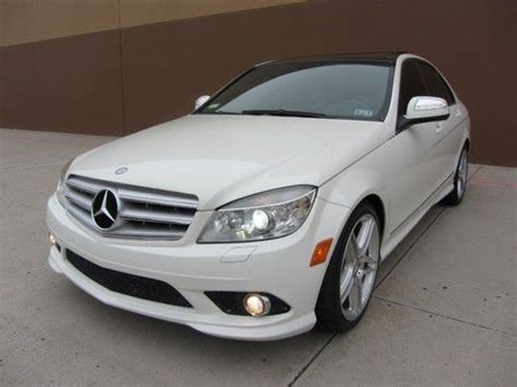 View all features and specs; Buy used 2008 MERCEDES-BENZ C350~AMG~3.5L~NAV~PANO ROOF~SPORT~PREMIUM 2~1 OWNER in Houston ...