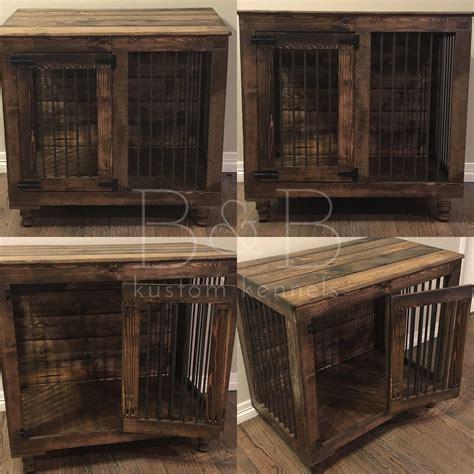 single doggie den house idea dog crate furniture dog