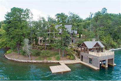 Burton Lake Georgia Homes Properties Ga Usa