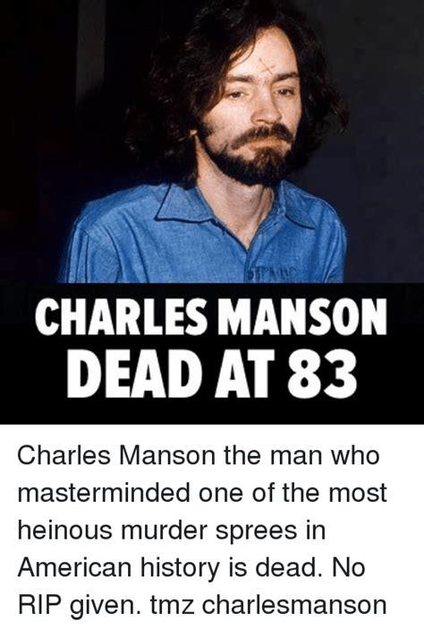 Charles Manson Meme - 25 best memes about charles charles memes