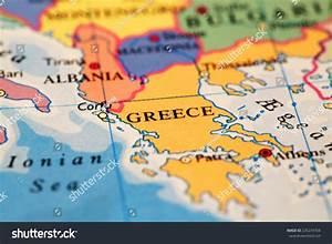 Greece World Map