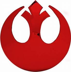 Star Wars Rebel Alliance Logo Belt Buckle